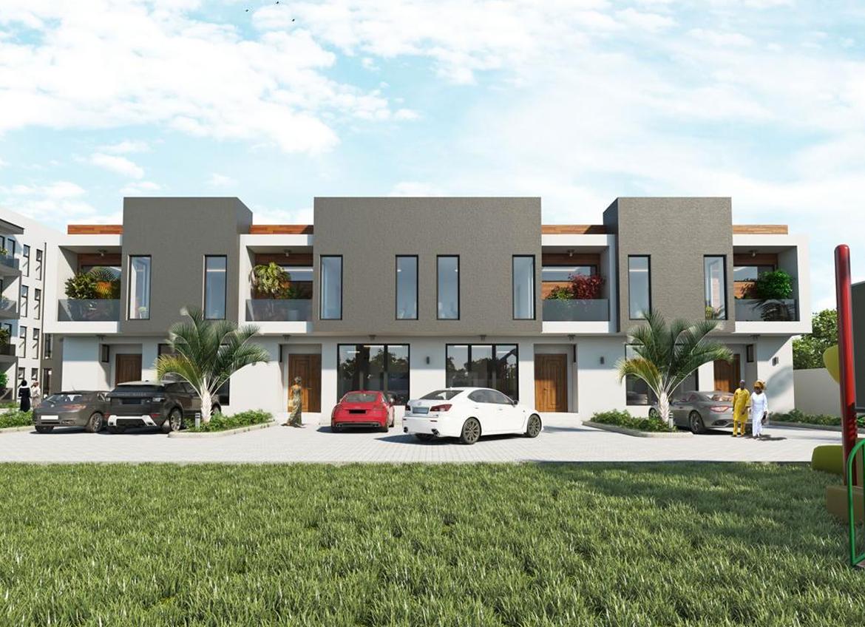 Combo Terrace (3 Bedroom) + BQ
